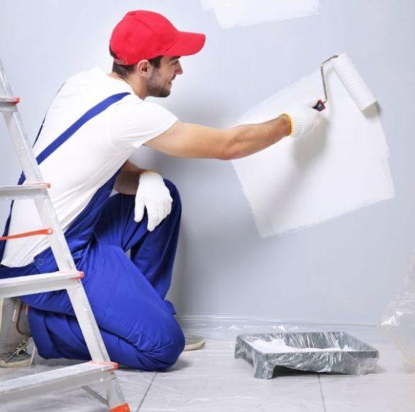 Service peinture et travaux à domicile dans le 78 par CBL Réagir