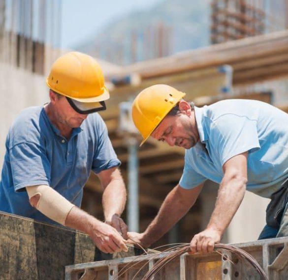 Personnel pour travaux sur chantiers du 78