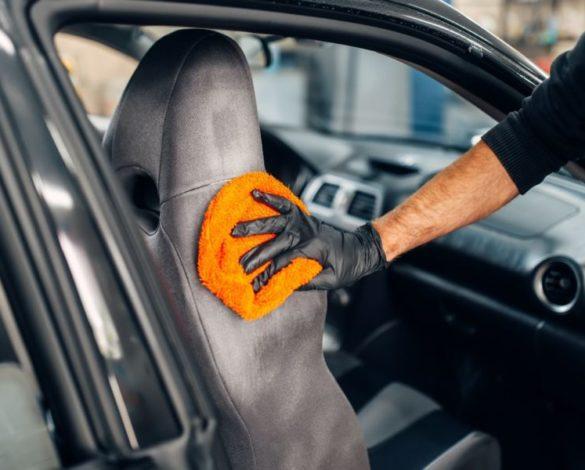 Nettoyage de voiture à domicile dans le 78 par CBL Réagir